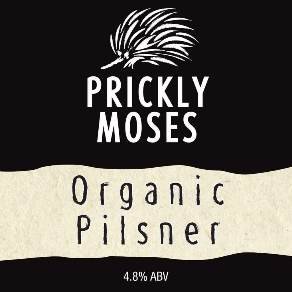 prickly moses organic pilsner