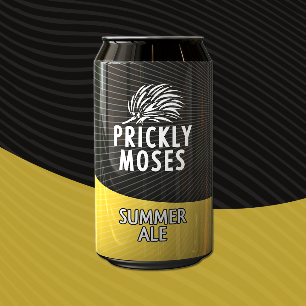 prickly moses summer ale